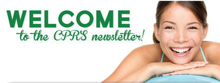 Welcome to the CPRS newsletter!