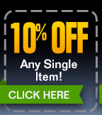 10% OFF Any Single Item! - (click) here for your coupon