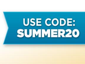 Use Code Summer20