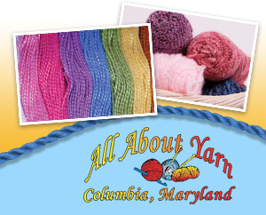 All About Yarn, Columbia, Maryland